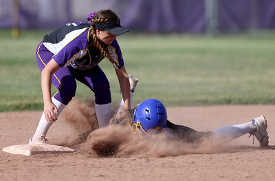 Foothill at Amador Valley High School Softball Pleasanton