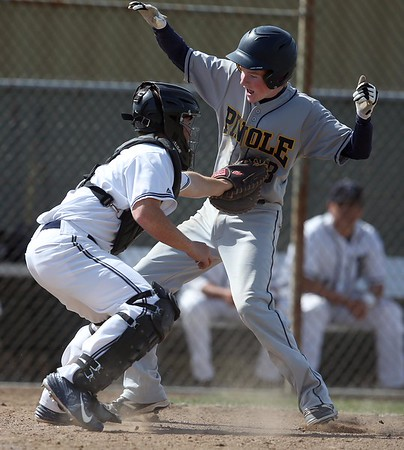 Pinole Valley High beats Encinal High 6-0 in Willie Stargell Easter Classic