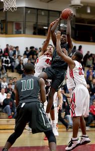 James Logan vs Moreau Catholic High School Basketball Union City