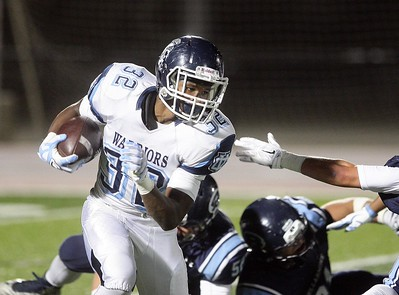 Bellarmine defeats Valley Christian 24-21