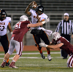 McClymonds and Sacred Heart Prep battle for Northern California Division III-A championship