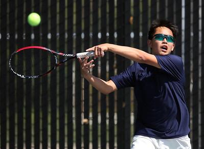 NCS Boy's Division I tennis championships