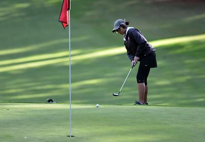 NCS Div. I Girls Golf 11042014