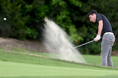 NCS boy's golf May 9, 2016