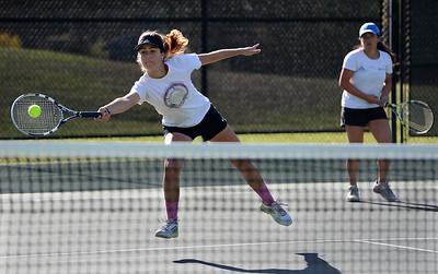 NCS girl's tennis championships
