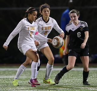 Bishop O'Dowd beats Alameda 3-0 in girl's soccer