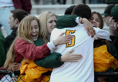 North Coast Section Division I soccer championship games
