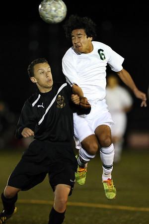 Salesian vs El Cerrito boys soccer game