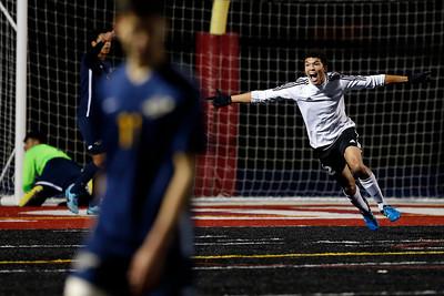 Ygnacio Valley vs Clayton Valley Charter boys soccer