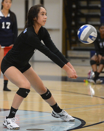 Campolindo continues to take care of volleyball business
