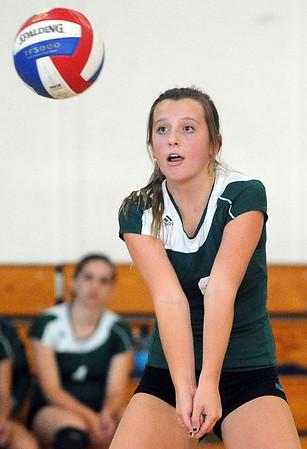 College Prep School's girls volleyball team turns back Head-Royce