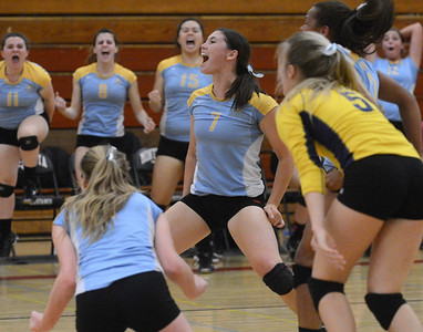 Heritage High tops Monte Vista in NCS volleyball semifinal
