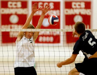 Pacific Collegiate wins CCS boys volleyball championship