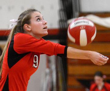 Photos: Monte Vista High girls volleyball team building an impressive record.