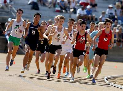 North Coast Section Meet of Champions at UC Berkeley in Berkeley