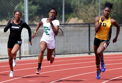2016 NCS Bay Shore Area Track and Field Championships Castro Valley