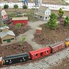 The Garden Train has become a permanent fixture at the Farmpark on display May-October.  Kristi Garabrandt - The News-Herald