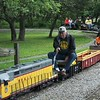The Lakeshore Live Steamers offered free train rides at  Penitentiary Glen Reservation  during the Railroads in the Parks events. <br /> Kristi Garabrandt-The News-Herald.