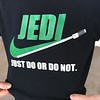 Jedi t-shirt, Star Wars Night, Classic Park