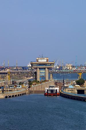 Danube Canal to Black Sea, Romania