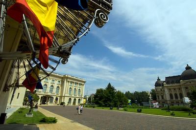 National Art Museum, former Royal Palace, Bucharest, Wallachia, Romania