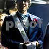 Sam Buckner for Shaw Media.<br /> Jason Kuhn stands on stage proudly after being crowned Genoa Day's King on Wednesday June 7, 2017.