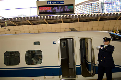 Shinkansen is the fastest railway system in the world