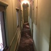 The hallways were tight inside trains. This train is open for tours inside The National Railroad Museum. (Harley Marsh - The News-Herald)