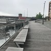 The Citydeck, Green Bay's version of a boardwalk, spans three blocks and hosts free events all summer long. (Harley Marsh - The News-Herald)