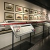 The model  Aerotrain is on display at The National Railroad Museum. (Harley Marsh - The News-Herald)