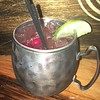 A cranberry mule from The Cannery in Green Bay, Wis. <br /> (Harley Marsh-The News-Herald.)