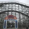 The Zippin Pippin at Bay Beach Amusement Park. (Harley Marsh - The News-Herald)