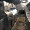 A dining car is open to tour at The National Railroad Museum. (Harley Marsh - The News-Herald)