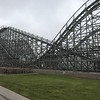 The Zippin Pippin at Bay Beach Amusement Park. (Harley Marsh - The News-Herald)