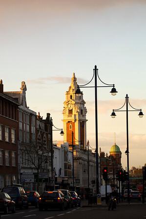Town Hall, Brixton, London, United Kingdom