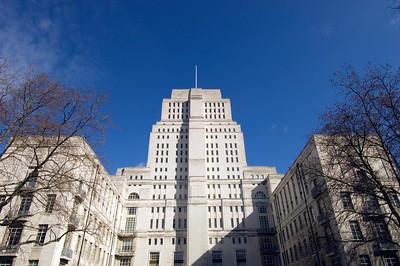 Senate House of the University of London, Bloomsbury, London, United Kingdom