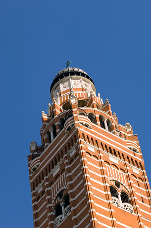 Bell Tower of Westminster Cathedral, London, United Kingdom