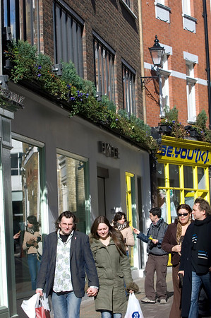 Around Regent Street