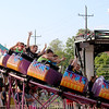 Jonathan Tressler — The News-Herald <br> The dragon-coaster delivers some thrills to the younger crowd at the 58th Annual Kirtland Kiwanis Strawberry Festival during its opening day June 15.