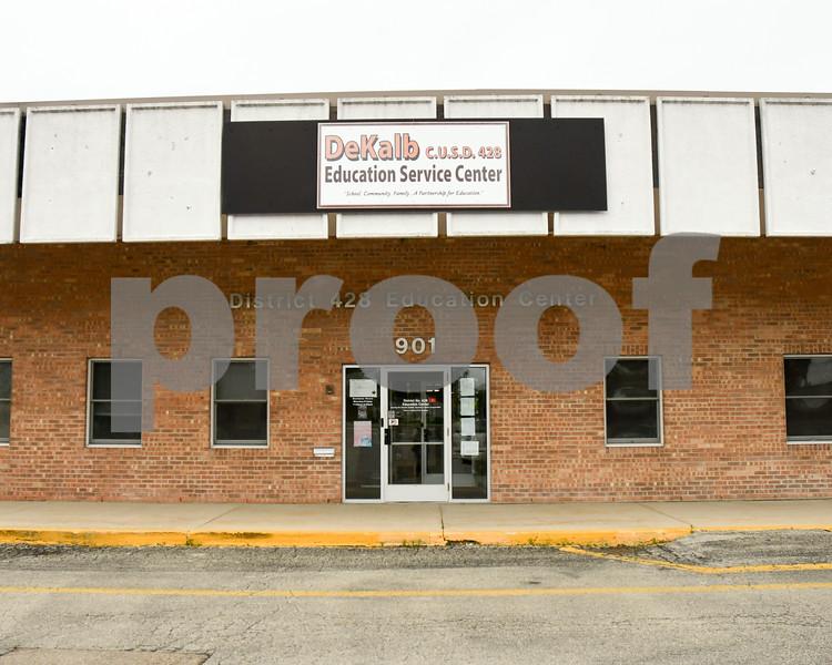 DeKalb's District Education center.