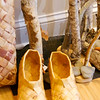 Jonathan Tressler — The News-Herald <br> Some examples of birch-tree craftsmanship inside the Finnish Heritage Museum in Fairport Harbor.
