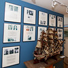 Jonathan Tressler — The News-Herald <br> One of the many walls inside the Finnish Heritage Museum featuring individual families' histories.