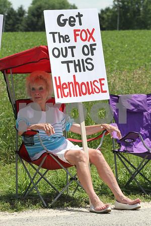 Barn on Baseline Protest5