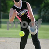 Kishwaukee Valley Storm 18U player Francesca Reynolds delivers a pitch in a tournament game on Friday in Sycamore.  Steve Bittinger - For Shaw Media