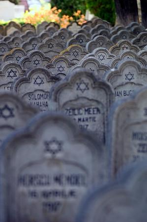 Europe, Romania, Moldavia , Iasi, Jewish Cemetery