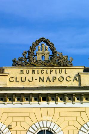 Europe, Romania, Transylvania , Cluj-Napoca, architecture