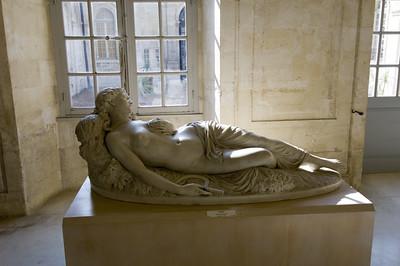 Europe, France, Provence, Avignon,  Musee Calvet