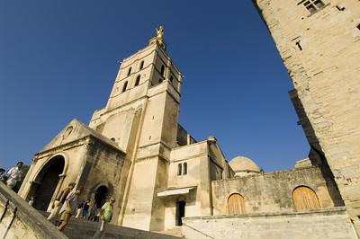 Europe, France, Provence, Avignon, Notre Dame des Doms