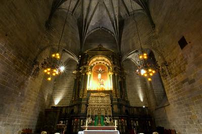 Capelle del Sant Christ de Lepant, Cathedral, Barcelona, Catalonia, Spain