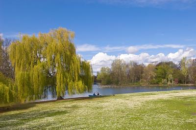 Regent's Park, NW1, London, United Kingdom